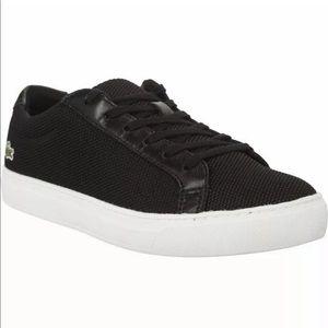 Lacoste l 12 -12 size 6 sneakers women's
